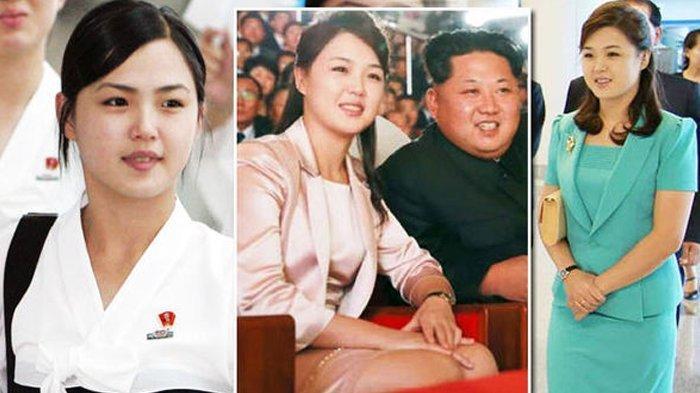 Kim Jong Un Dikabarkan Kritis, Ini Sosok Istri dan Anak yang Misterius dan Jarang Terekspos