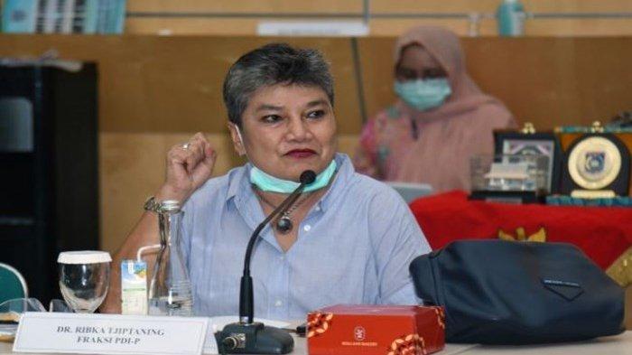 Anggota PDIP Ribka Tjiptaning Sebut Dimarahi Hasto Karena Menolak Divaksin 'Resiko'