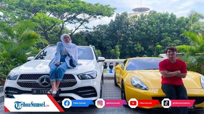 Penuhi Janji Raffi Ahmad, Lesti Kejora dan Rizky Billar Sambangi Rumah Suami Nagita di Bandung