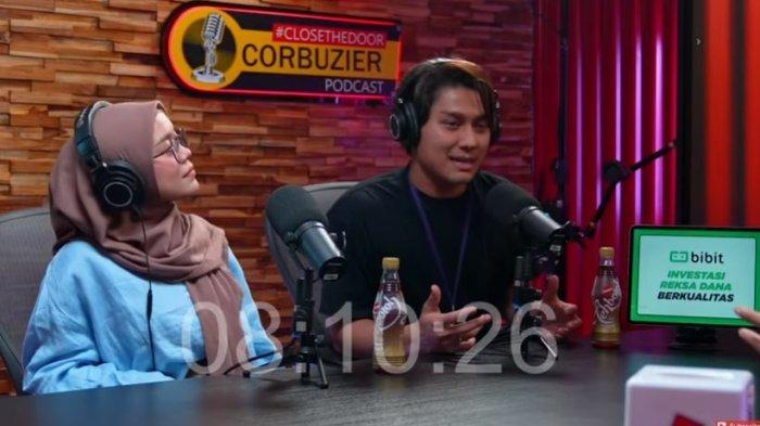 Rizky Billar dan Lesti Kejora di podcast Deddy Corbuzier
