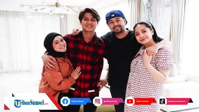 Telah Berjanji Akan Besilatuhrahmi Dengan Keluaga Raffi Ahmad. Rizki Billar Dan Lesti Kejora Baru Bisa Datang Setelah Menikah