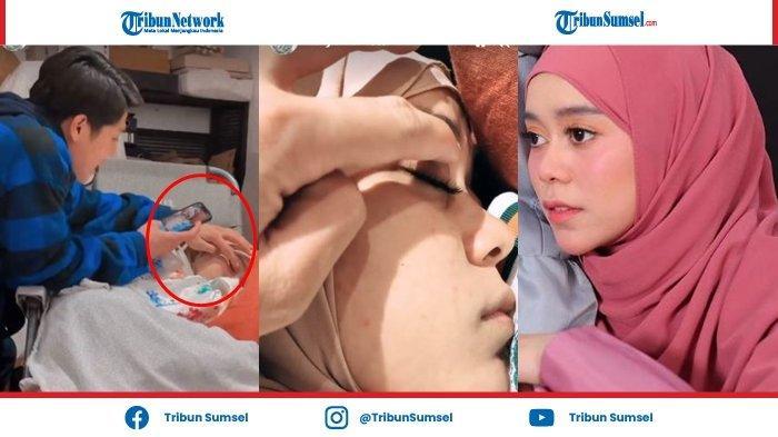 Rizky Billar Rekam Diam-diam saat Lesty Kejora Tidur, Gemas Sendiri Lihat Gaya Tidur Calon Istri