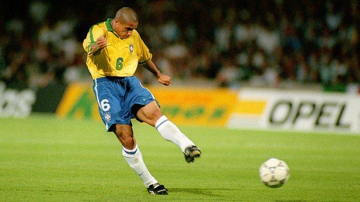 Aksi Beto Ikat Tali Sepatu Saat Diserang Juga Pernah Dilakukan Mantan Bintang Brasil di Piala Dunia