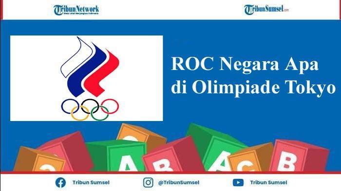 ROC Negara Apa di Olimpiade Tokyo 2020? Peringkat 4 di Daftar Perolehan Medali Sementara
