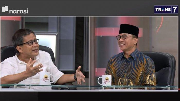 Rocky Gerung Berdebat Yandri Soal Haji di Mata Najwa, Anggota Komisi VIII DPR RI PAN :Saya Disumpah