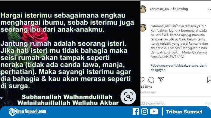 Rohimah Alli pertanyakan salahnya terhadap Kiwil