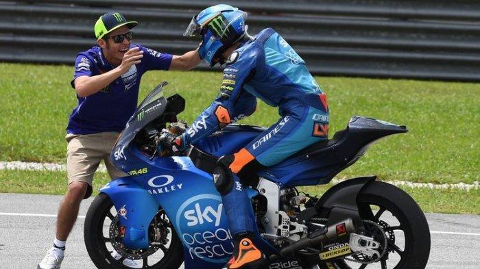 Jelang MotoGP 2021, Luca Marini Adik Valentino Rossi Ikut Bersaing, Ducati Avintia Kenalkan Pebalap