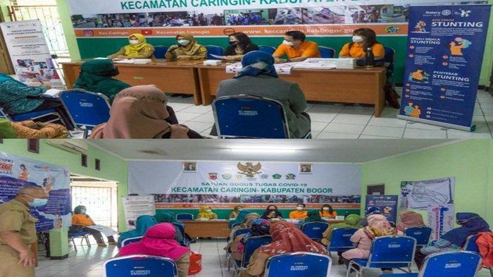Rotary Indonesia District 3410 menggelar Gerakan Ayo Cegah Stunting