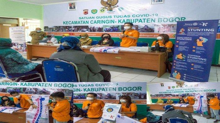 Rotary Gelar Gerakan Ayo Cegah Stunting di Indonesia