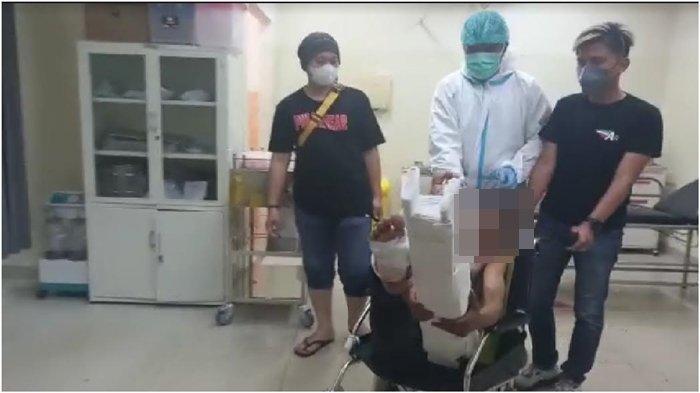 Tukang Becak Paruh Baya di Palembang Bobol Apotek, Ambil Kulkas dan Kipas, Melawan Saat Ditangkap