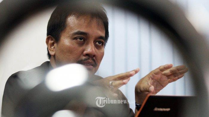 Roy Suryo Sebut Pemerintah Mendukung Kegiatan KLB Partai Demokrat di Medan, Soroti Prokes