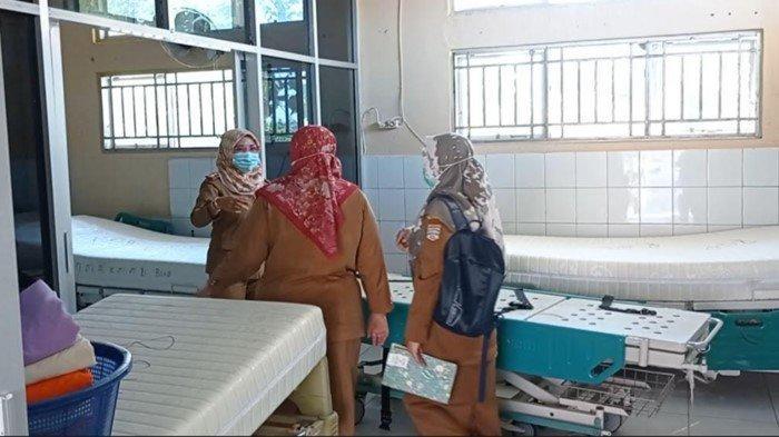 RSUD Rupit Muratara Tambah Tempat Tidur Pasien Covid, Dinkes Siapkan Rumah Isolasi Kapasitas 40 Bed
