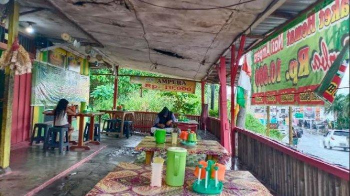 Lokasi Rumah Makan Serba Rp10 Ribu di Muara Dua OKU Selatan, Menu Ayam Bakar Hingga Pecel Lele