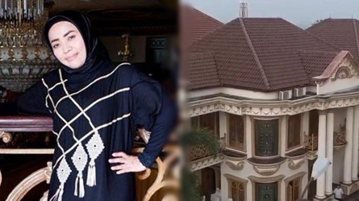 Rumah Mewahnya Diledek Nikita Mirzani Bau Ikan Asin, Muzdalifah Pamerkan Ranjang Tidur Berhias Emas