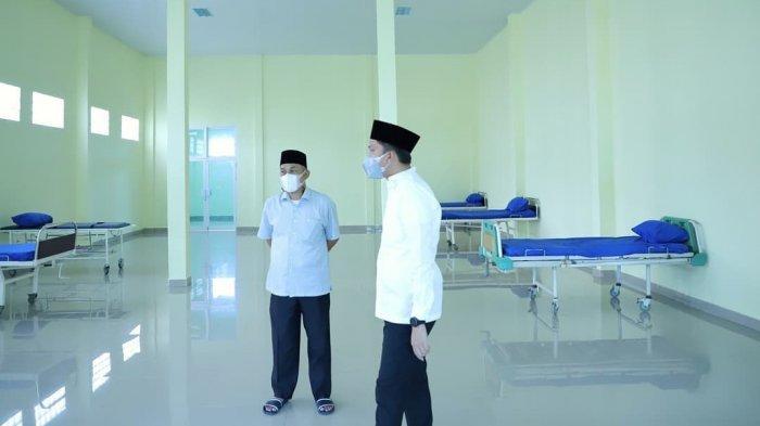 Pemkab Ogan Ilir Siapkan Rumah Sehat Covid-19 Kapasitas 20 Bed, Dibuka Mulai 21 Juli
