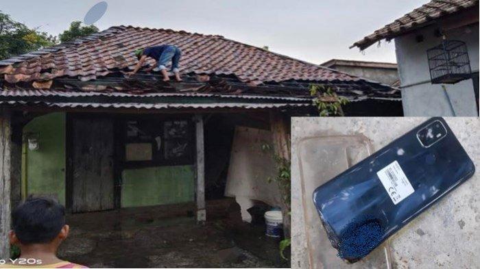 Diduga HP Terbakar Saat Di-charge, Bocah SD Terkepung Api yang Membakar Rumah di Muaraenim