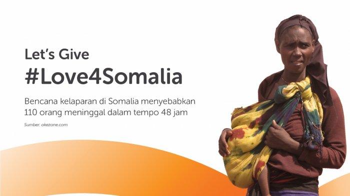 Somalia Dilanda Bencana Kelaparan, Indonesia Tergerak Mengirim Bantuan