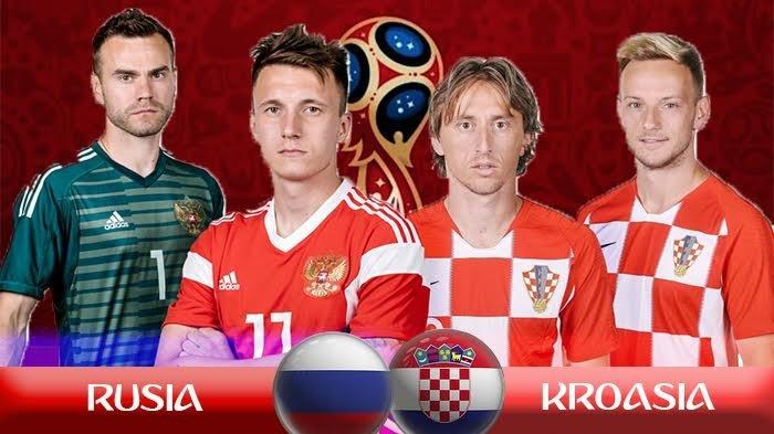 Nonton Live Streaming Piala Dunia Rusia Vs Kroasia di HP via Indosat, XL dan Telkomsel