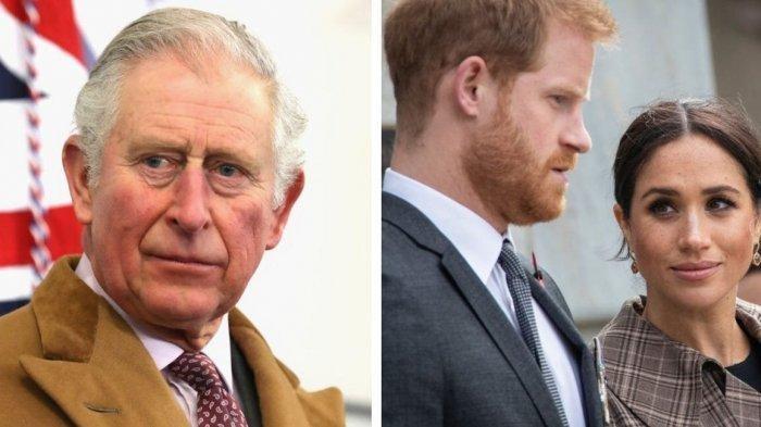 Pangeran Charles Dikabarkan Positif Corona, Reaksi Pangeran Harry yang Tak Lagi Tinggal di Kerajaan