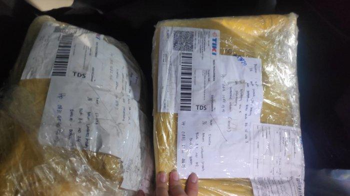 Bandar Besar Setengah Kilogram Sabu Siap Edar Dibekuk di OKI, Paket Sabu Dikirim dari Batam