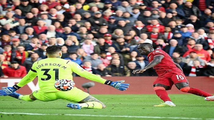 Hasil dan Kelasemen Sementara Liga Inggris Pekan ke-7, Liverpool Imbang, Chelsea di Puncak