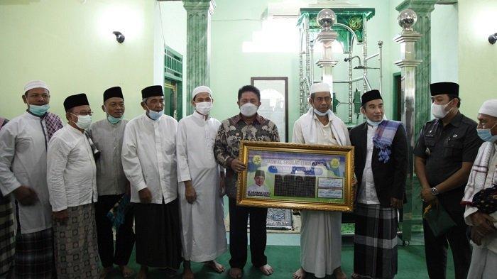 Herman Deru Dukung Kegigihan Jemaah Masjid Al Ikhlas Dirikan TPA dan Rumah Tahfidz
