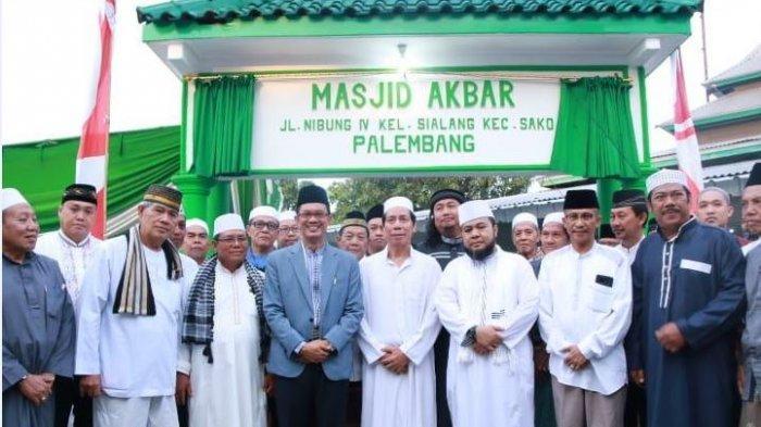 Walikota Bengkulu Sangat Termotivasi Seusai Mengikuti Program Safari Subuh Walikota Palembang