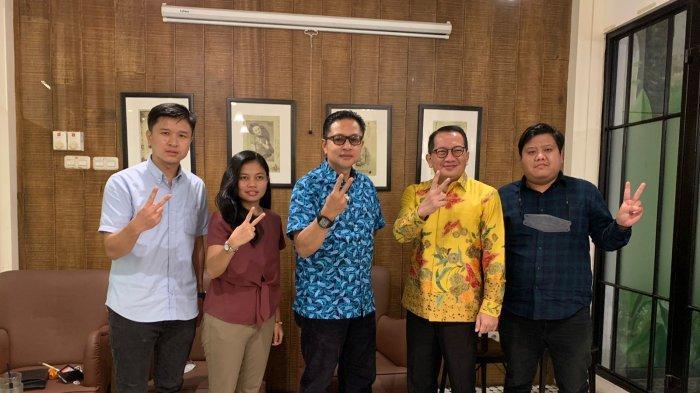 Butuh 1 Tahun Berpikir, Darmadi Djufri Mantap Calonkan Diri Jadi Ketua Peradi Palembang