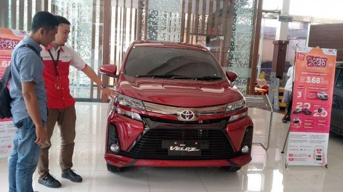 Promo Beli Mobil Toyota di TAG Palembang, Pegawai BUMN dan ASN Cukup Bayar DP 10 Persen
