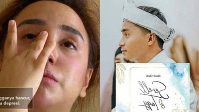 Taqy Malik Menikahi Serell Nadirah, Salmafina Sunan : Hari Ini Saya Terbebas Dari Bayang Bayangnya.