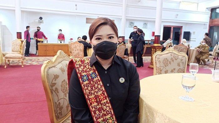 Samantha Tivani Dilantik Jadi Korwil ICSB Sumsel, Banyak Belajar dari Herman Deru