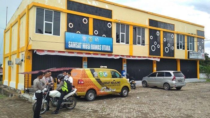 Kantor Samsat Muratara Disegel, Pemilik Ruko Tak Sabar, Pemkab Tak Beri Kepastian