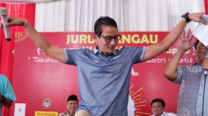 Bukan Ganjar atau Prabowo, Sandiaga Jadi Presiden 2024 yang Dijagokan Kelompok Emak-emak di Pilpres