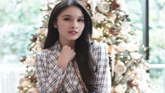 Syahrini Beri Balasan Begini Saat Sandra Dewi Komentari Postingan Dirinya yang Ultah, Mantan Reino