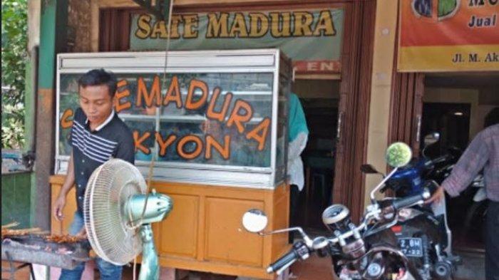 7Tempat JualSate Madura di Muara Enim, Ini Alamat,Berikut Harga Sate Ayam dan Kambing