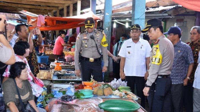 Satgas Kawal Stablitas Harga, Pemkab OKI Siagakan Toko Tani