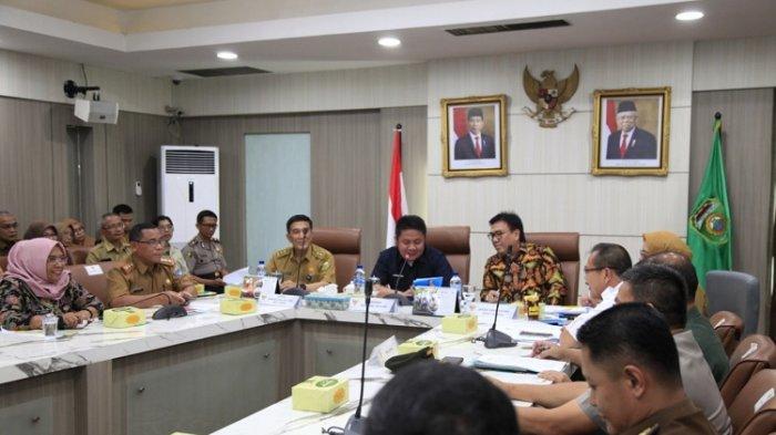 Gubernur Sumsel Herman Deru Bentuk Tim Satgas Cegah Corona
