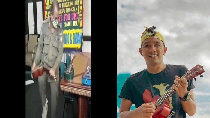 Viral Video Satpol PP 'Hancurkan' Alat Musik Pengamen Usai Razia, Aktivis Jalanan Beri Kecaman Keras