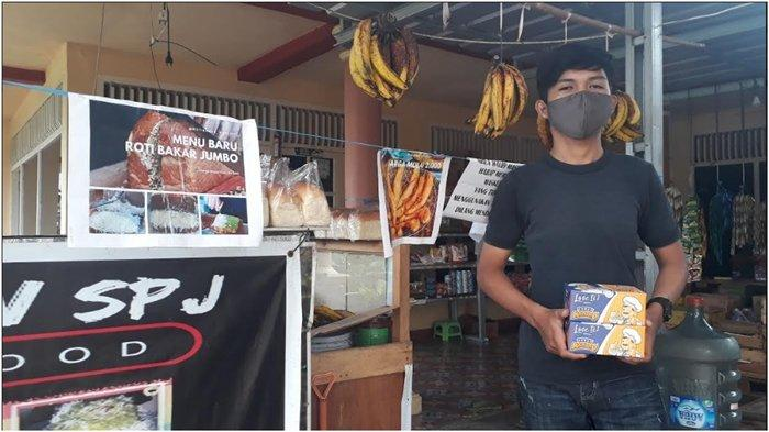Beruntung Jadi Mitra Gojek, Satria Pemuda di Palembang Ini Rintis Usaha Lewat GoFood Sejak SMA