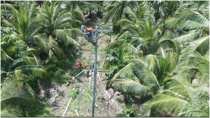 Sebanyak 15.000 jiwa pada 7 (tujuh) desa yang tersebar di Kabupaten Ogan Komering Ilir (OKI), Ogan Komering Ulu (OKU) Selatan, Banyuasin dan Muara Enim mulai menikmati aliran listrik dari PLN.