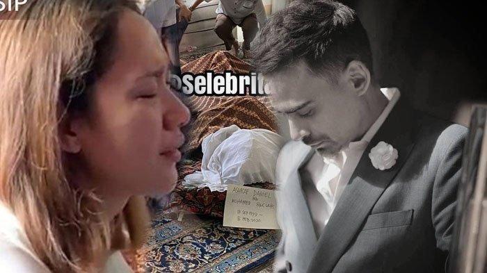 Sopir Pribadi Ashraf Sinclair Nyesek dan Tak Kuat saat di Pemakaman, Cerita Kebaikan Suami BCL