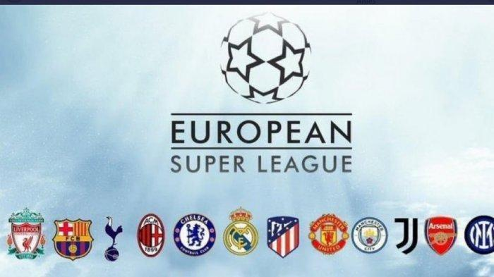 Perang Terbuka UEFA Terhadap Terbentuknya ESL, Ancam Klub dan Pemain Bakal Bernasib Begini