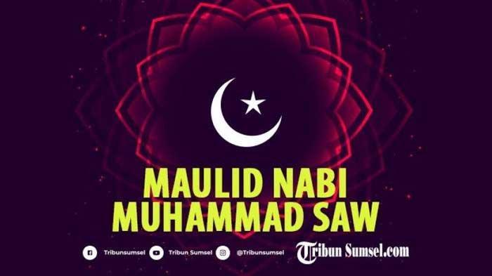 Contoh Proposal Undangan Maulid Nabi Muhammad SAW 12 Rabiul Awal 1443 Hijriah, 19 Oktober 2021