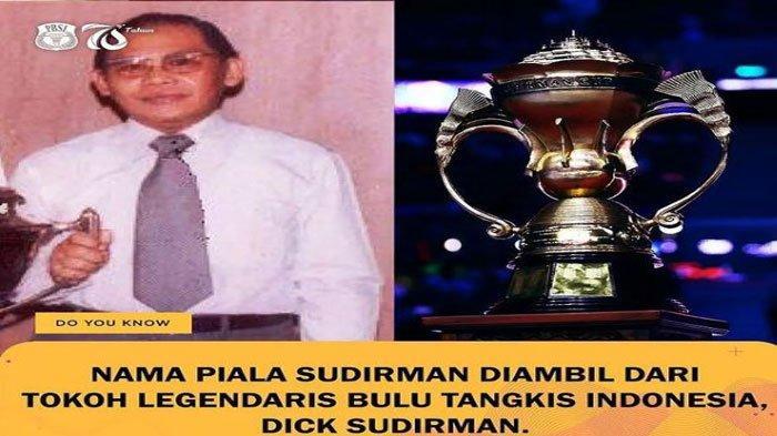 Fakta-fakta Sudirman Cup, Sejarah, Format Pertandingan, dan Daftar Juara