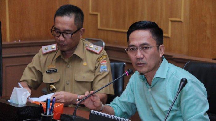Usai Dilantik Jadi Sekda Kota Palembang, Ratu Dewa Gelar Rapat Bersama BPK