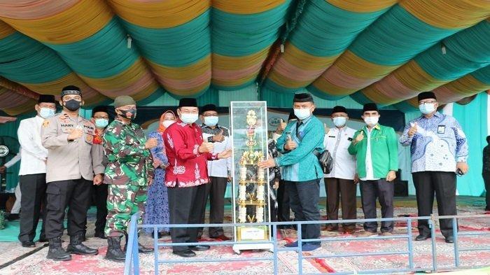 Kecamatan Muaraenim Sabet Juara Umum MTQ ke 37 Kabupaten Muaraenim
