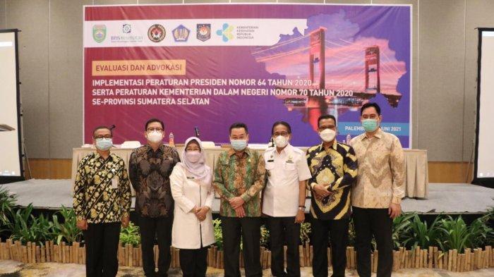 PJ Sekda Muaraenim Minta BPJS Kesehatan Terus tingkatkan Pelayanan Pada Masyarakat