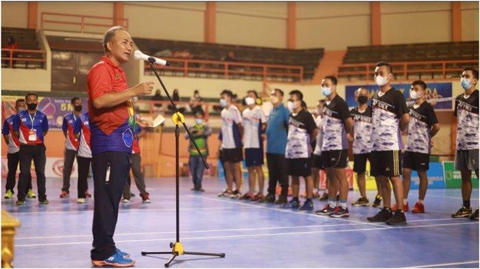 Pemkab Muba Gelar Kejurda Bulutangkis Bupati DRA Cup, 320 Pebulutangkis Ikut Serta
