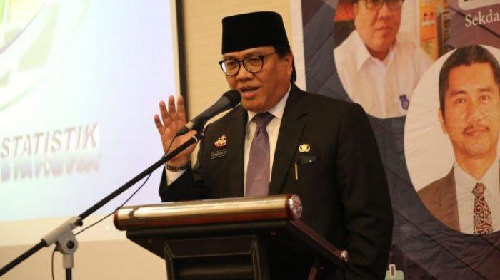 Biodata Profil Nasrun Umar, Sekda Sumsel Jabat Plh Bupati Muara Enim, eks Manajer SFC