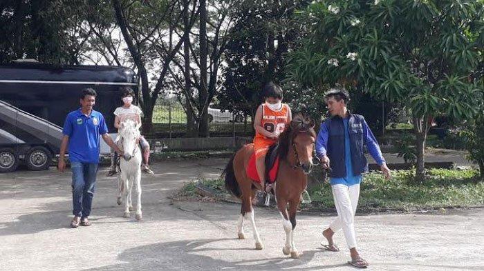 Sekolah dan Wisata Berkuda Hadir di Kompleks Jakabaring JSC Palembang, Ini Tarif dan Jadwalnya